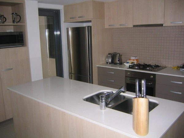 Bannister Street Apartments Kitchen