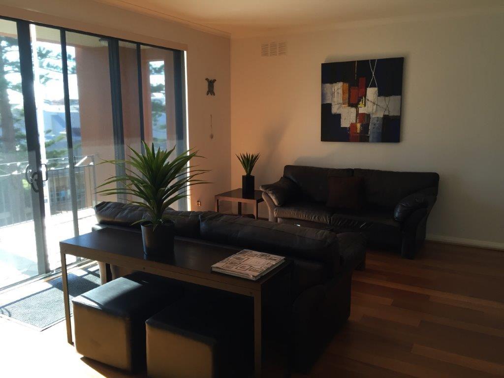 Iceworks three bedroom apartment lounge