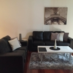 Parklane Two Bedroom Apartments Lounge