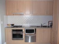 West End Apartments Kitchen