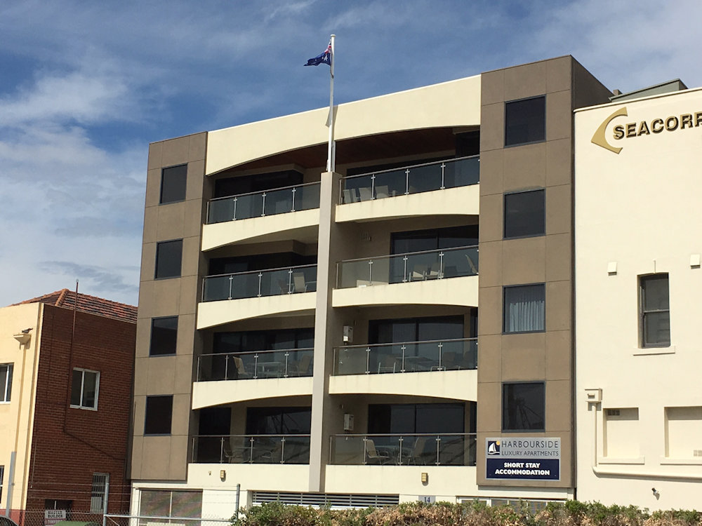 Harbourside Apartments Fremantle