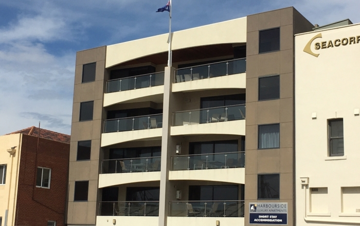 Habourside Apartments Fremanle